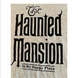 New XL Funko The Haunted Mansion Is My Happy Place